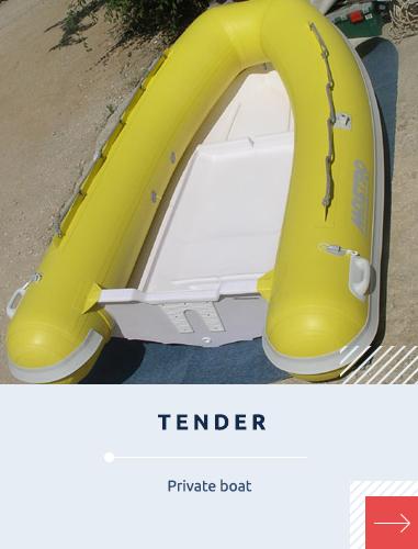 σκαφη tender